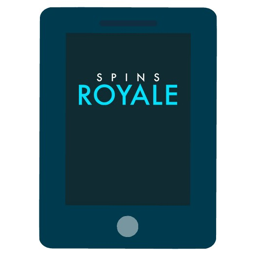 Spins Royale Casino - Mobile friendly
