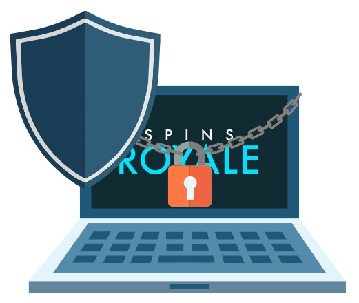Spins Royale Casino - Secure casino