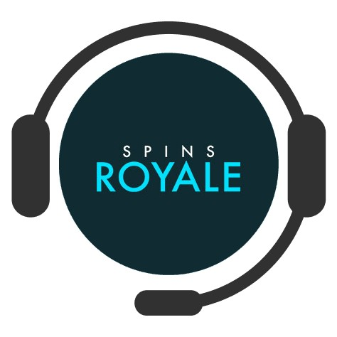 Spins Royale Casino - Support