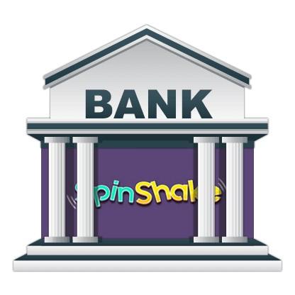 SpinShake - Banking casino