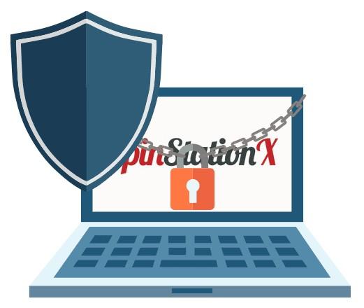 SpinStation X Casino - Secure casino