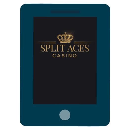 Split Aces Casino - Mobile friendly