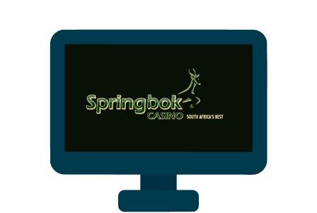 Springbok Casino - casino review