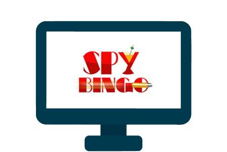 Spy Bingo Casino - casino review