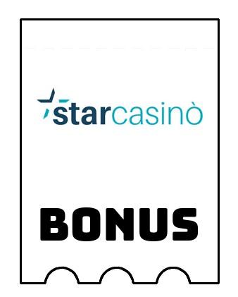Latest bonus spins from StarCasino