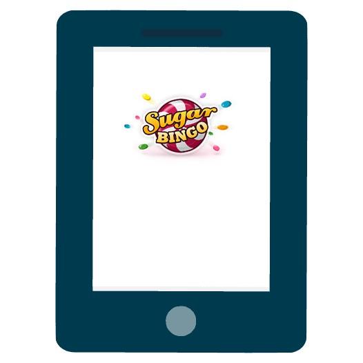 Sugar Bingo - Mobile friendly