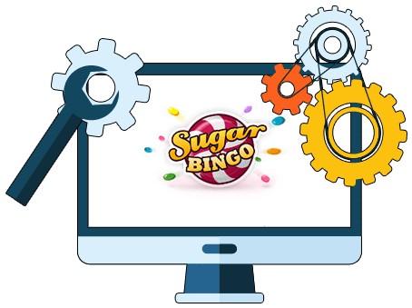 Sugar Bingo - Software
