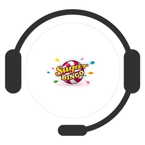Sugar Bingo - Support