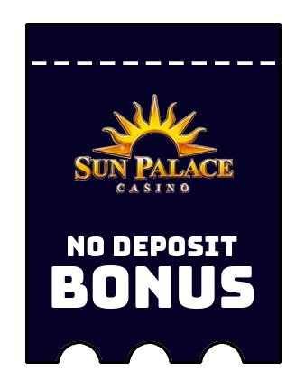 Sun Palace - no deposit bonus CR