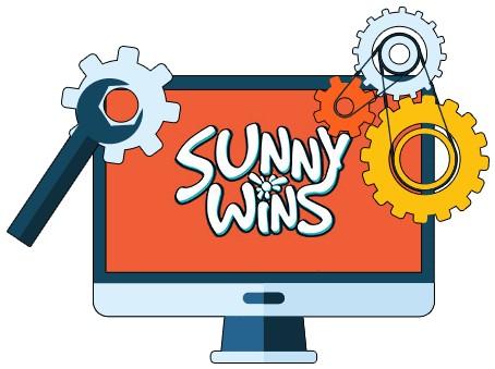 Sunny Wins - Software