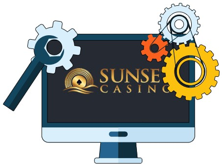 Sunset Casino - Software