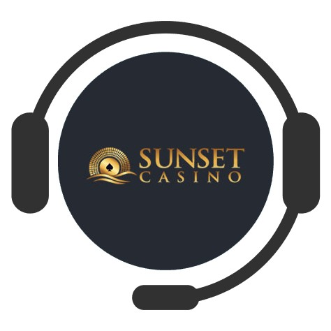 Sunset Casino - Support