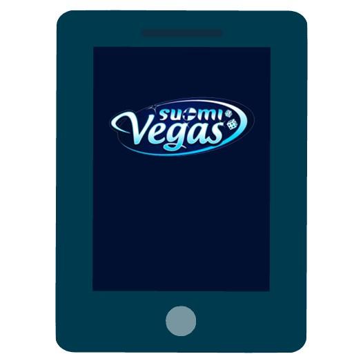 SuomiVegas Casino - Mobile friendly