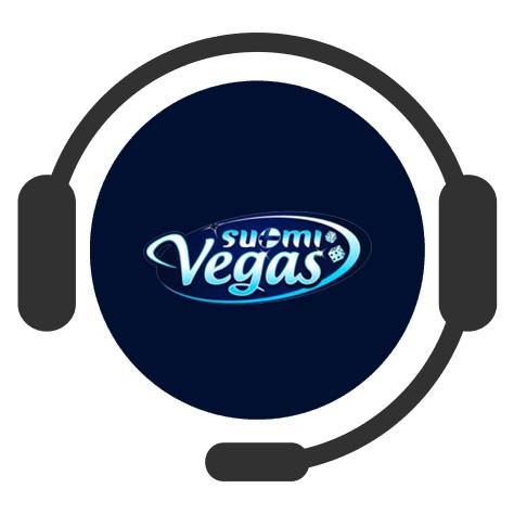SuomiVegas Casino - Support