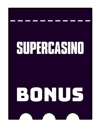 Latest bonus spins from Super Casino