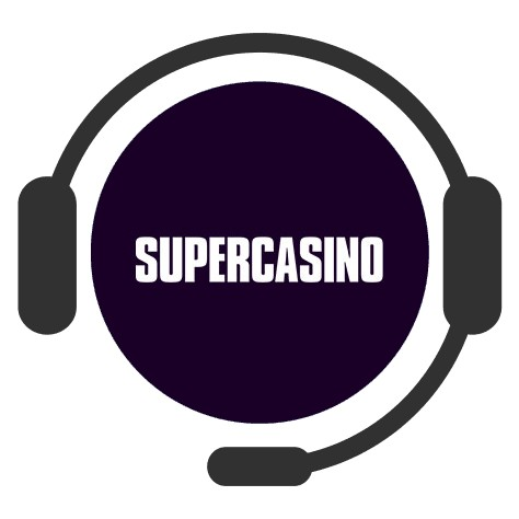 Super Casino - Support