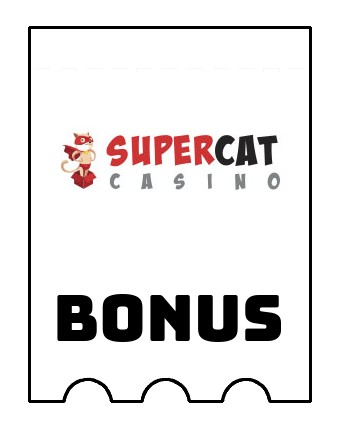 Latest bonus spins from SuperCat