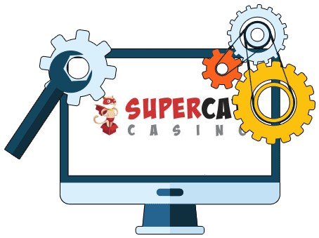 SuperCat - Software