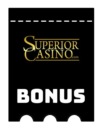 Latest bonus spins from Superior Casino