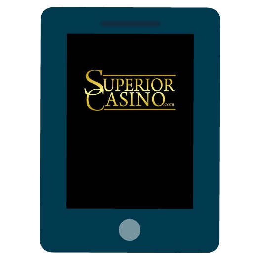 Superior Casino - Mobile friendly