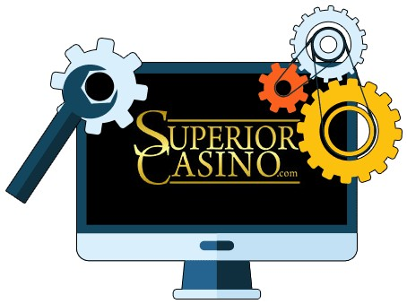 Superior Casino - Software