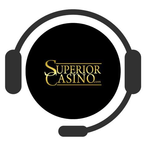 Superior Casino - Support