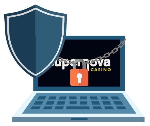 Supernova Casino - Secure casino