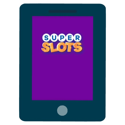 Superslots - Mobile friendly