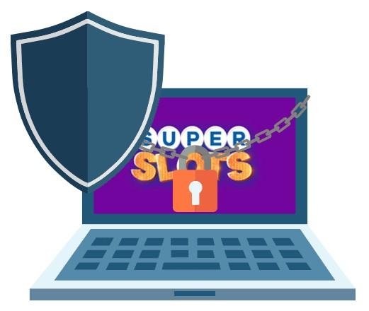Superslots - Secure casino
