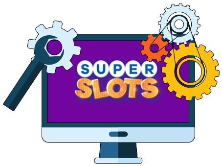 Superslots - Software