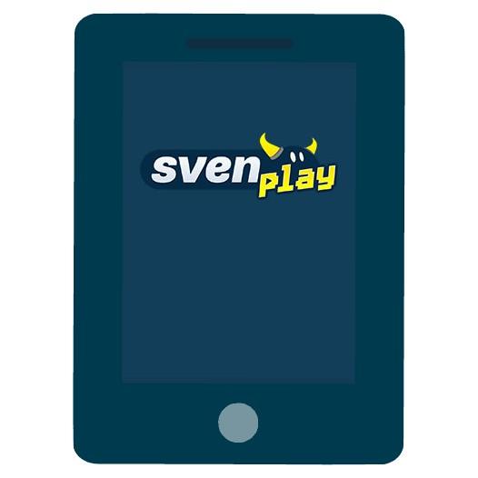 SvenPlay - Mobile friendly