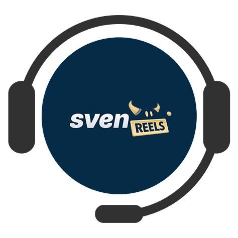SvenReels - Support