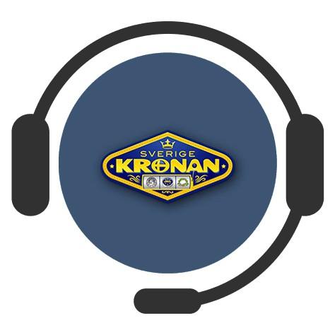 Sverige Kronan - Support