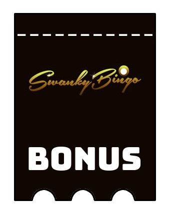 Latest bonus spins from Swanky Bingo Casino