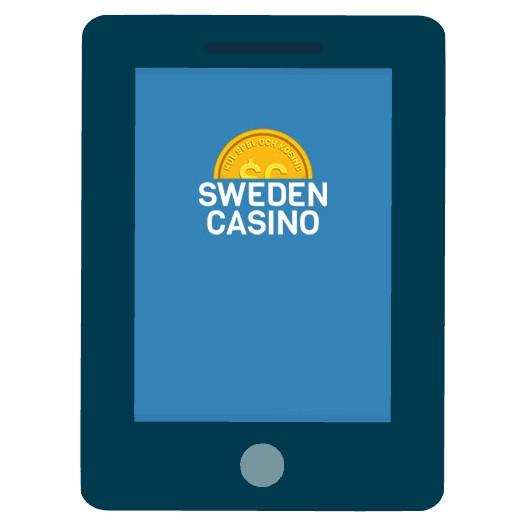 Sweden Casino - Mobile friendly