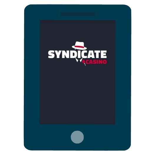 Syndicate Casino - Mobile friendly