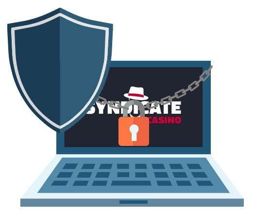 Syndicate Casino - Secure casino