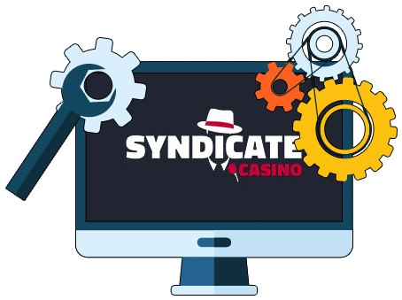 Syndicate Casino - Software
