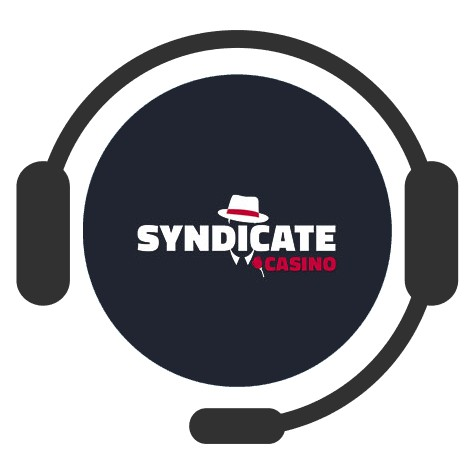 Syndicate Casino - Support