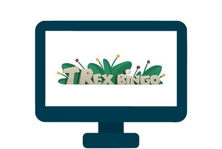 T-Rex Bingo Casino - casino review