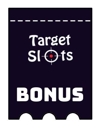 Latest bonus spins from Target Slots