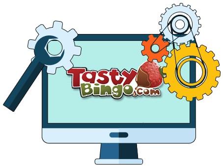 Tasty Bingo Casino - Software