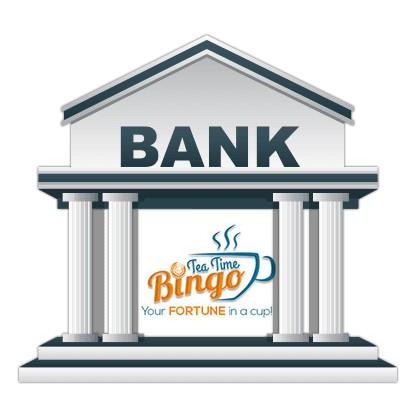 Tea Time Bingo - Banking casino