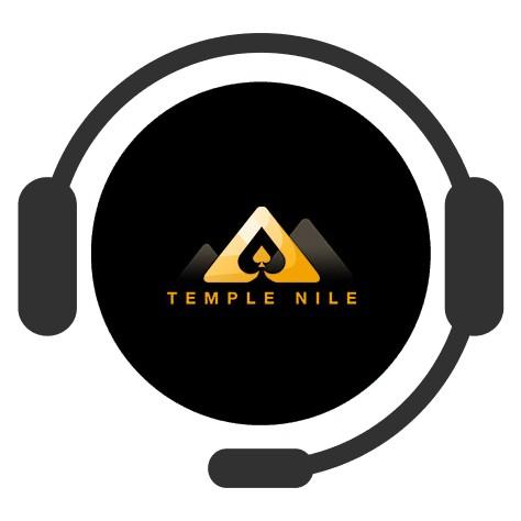 Temple Nile Casino - Support