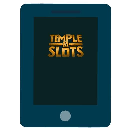 Temple Slots - Mobile friendly
