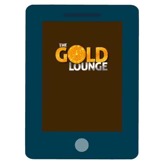 The Gold Lounge Casino - Mobile friendly