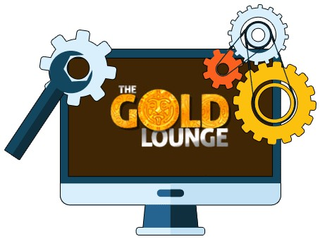 The Gold Lounge Casino - Software
