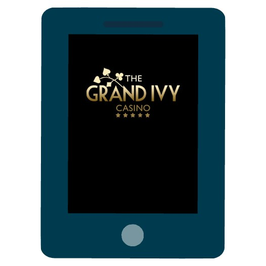 The Grand Ivy Casino - Mobile friendly