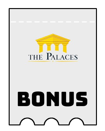 Latest bonus spins from The Palaces Casino