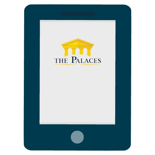 The Palaces Casino - Mobile friendly